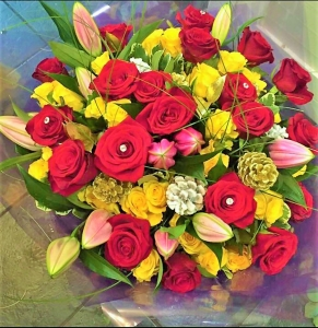 Mixed Luxuxy Bouquet