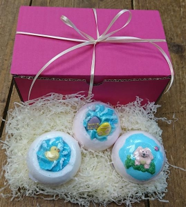 Bath Bombs Gift Box