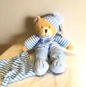 Baby Cuddles Blue