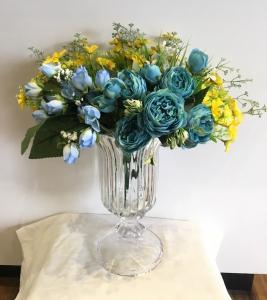 Crystal Glass Vase 2
