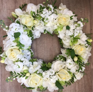 Purity Wreath