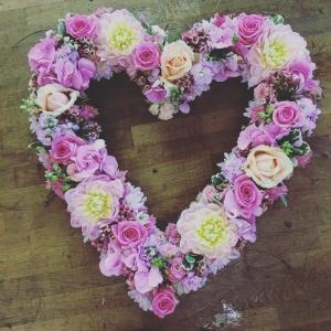 Pastel Shades Heart