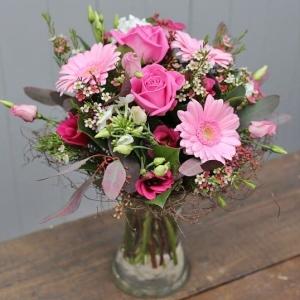 Perfect Pink Vase