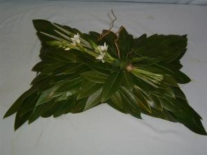 Natural Foliage Pillow