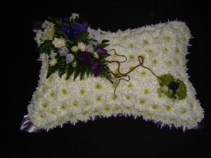 White Based Pillow
