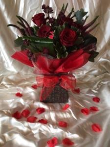 Valentine Posy Box