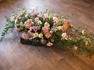 Cottage Garden Casket