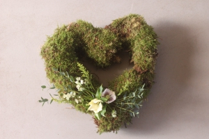 Mossed Heart