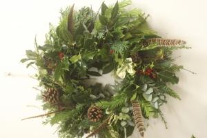 Rustic & Wild Wreath