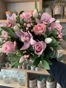 Mums Orchids & Roses
