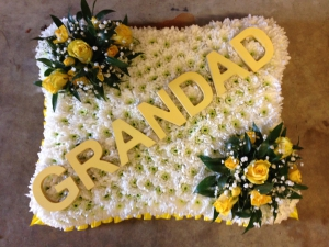 Grandad Pillow
