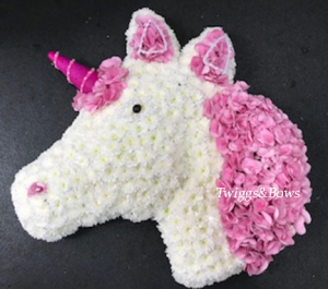 Unicorn Horse Tribute