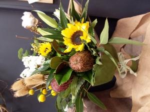 Natural Rustic Bouquet