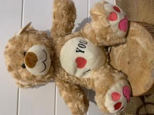Rosie-Bear Add On Teddy