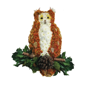 Owl Tribute 2D