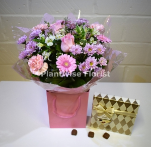 Pink Dreams & Large Chocs