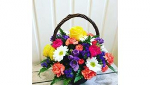Petite Scented Basket