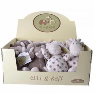 Elli & Raff Cuddly Toys