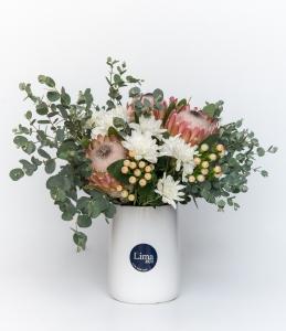 Native And Natural Vase