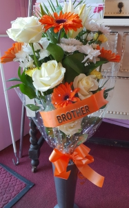 Cellophane Bouquet