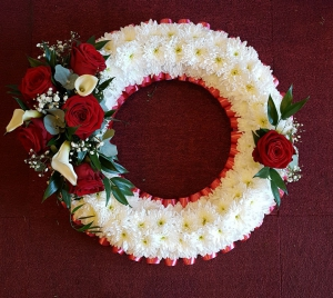 Massed Wreath Ring