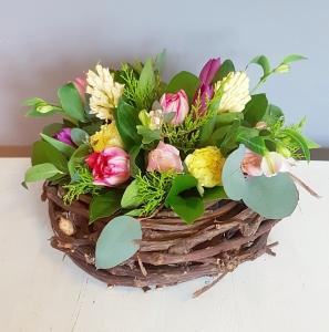 Floral Nest