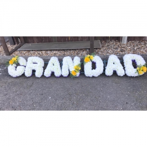Funeral Letters- Grandad