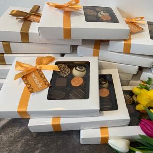 Luxury Handmade Chocolate Selection