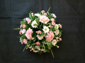Pink Loose Posy