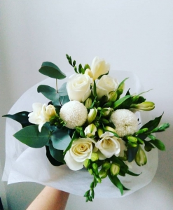 Petite Whites & Greens
