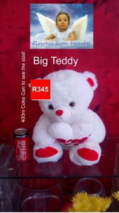 V-Day Big Teddy