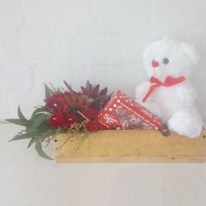 Sweety Pie Box With Teddy