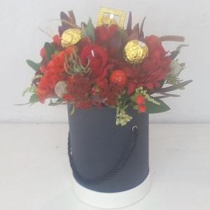 Valentines Day - Hat Box