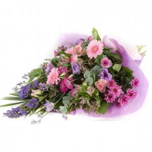 Pink & Lilac Sheaf