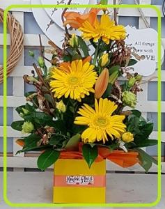 Cheery Flowers