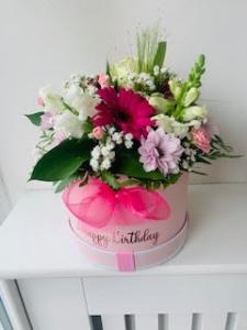 Birthday Hatbox