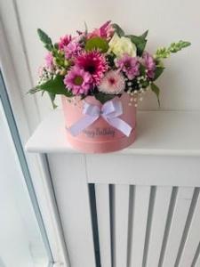 Pink Hatbox