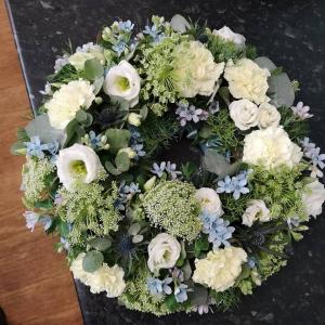 Loose Wreath Tribute