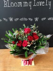 12 Red Roses Aqua