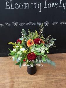Vase Arrangement (E.F)