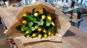 Simply Tulips.