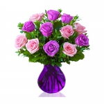 Order Pleasing Purple flowers