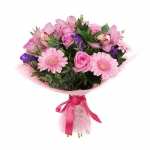 Order Pink Lady Bouquet flowers