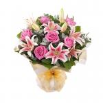 Order Pink Elegance flowers