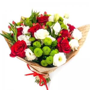 Order Mixed Flower Bouquet flowers