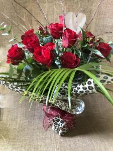 Delicious Dozen Red Roses