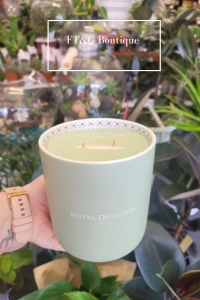Pear And Citrus Candle