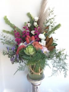 Pretty Pastel Vase