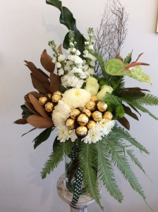 Twisted Chocolate Bouquet