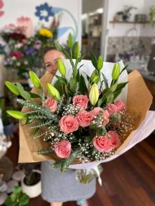 The Jennifer bouquet